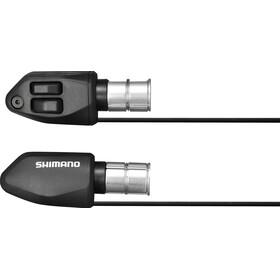 Shimano Di2 SW-R671 Versnellingshendel set voor TT-stuur, set zwart